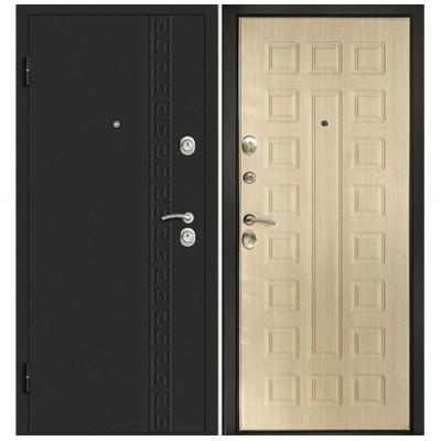 Входная дверь Дверной континент СИТИ 3К ДУБ БЕЛЁНЫЙ