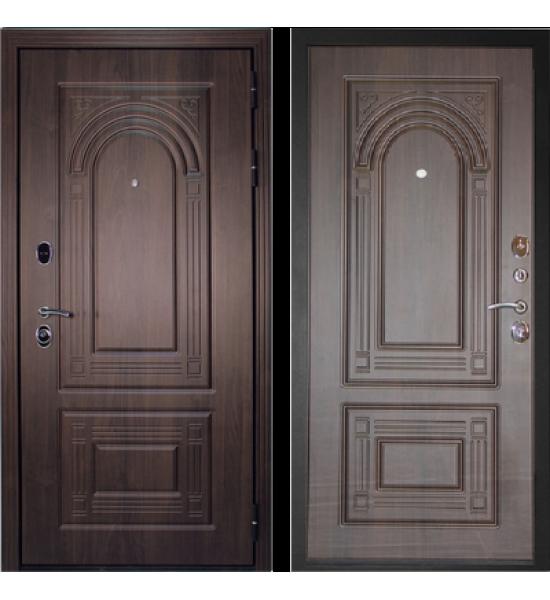 Входная дверь Флоренция орех мокко