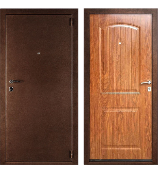 Входная дверь Классика