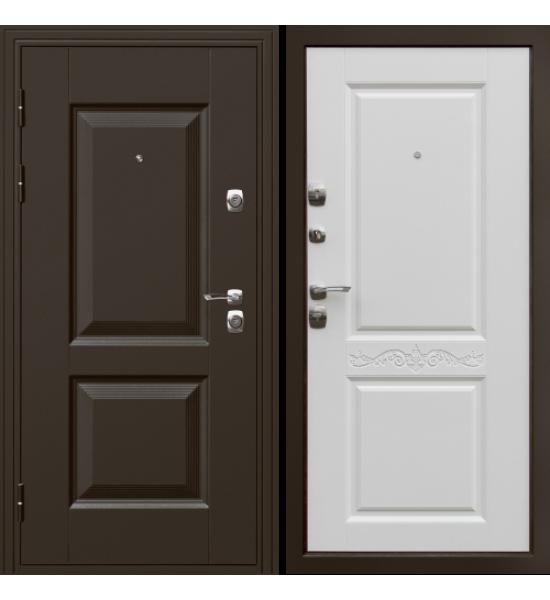 Входная дверь Гранд Белая