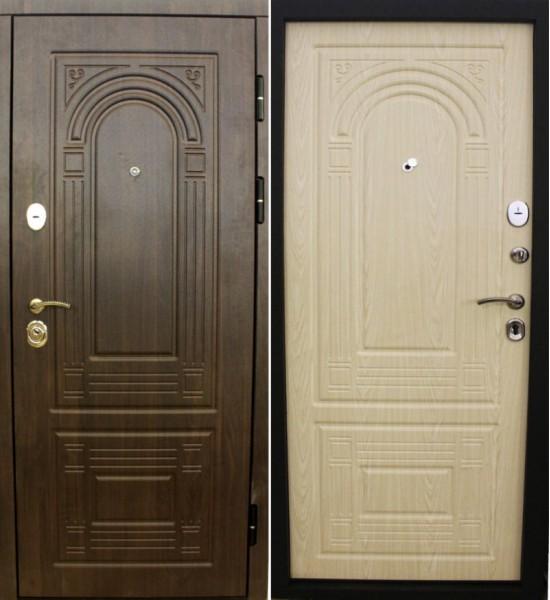 Входная дверь Дверной континент Флоренция B