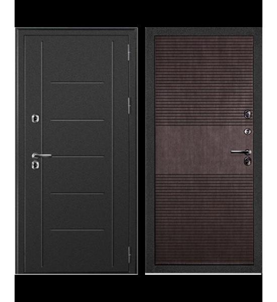 Входная дверь Дверной континент Термаль Венге