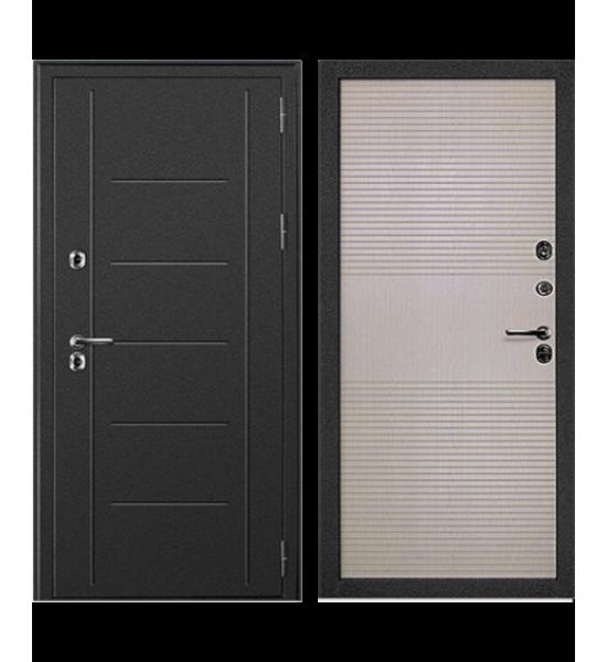 Входная дверь Дверной континент Термаль Беленый Дуб