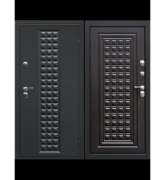 Входная дверь Контур (венге)